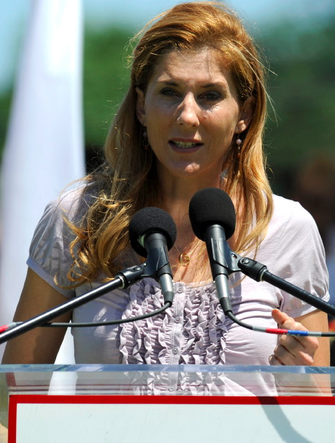 Tennis -Monica Seles