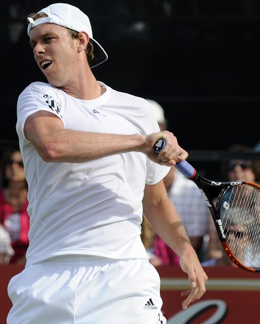 Tennis - Sam Querrey