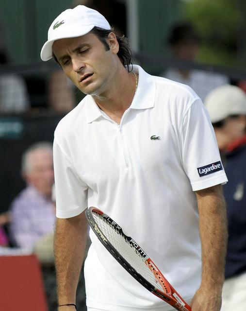 Tennis - Fabrice Santoro