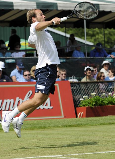 Tennis - Olivier Rochus