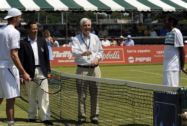 Tennis - Sam Querrey - Rajeev Ram