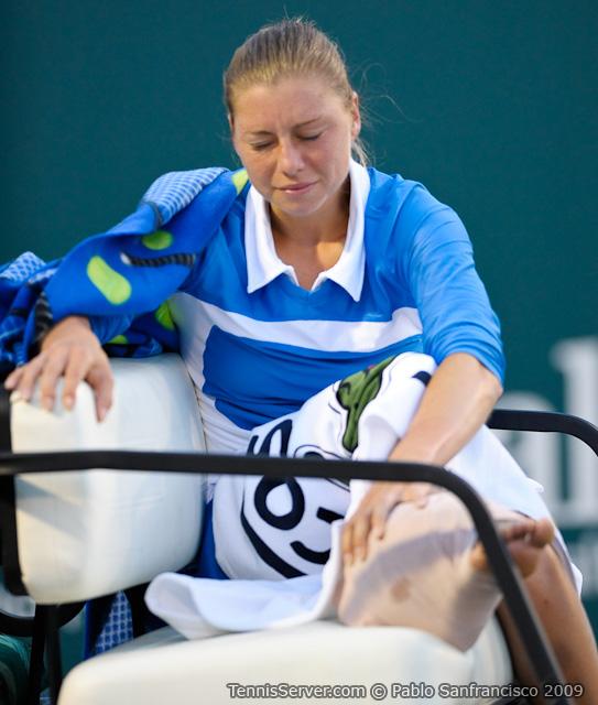 Tennis - Vera Zvonareva