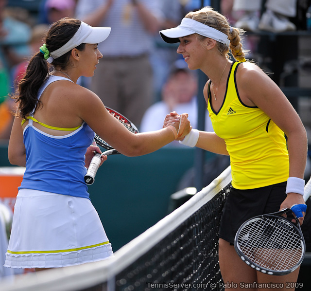 Tennis - Sabine Lisicki - Marion Bartoli