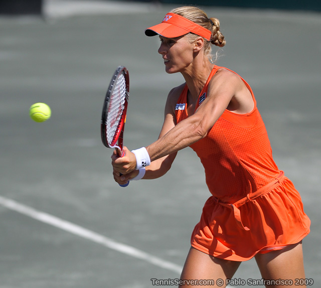 Tennis - Elena Dementieva