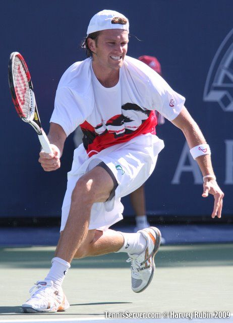 Tennis - Robert Kendrick