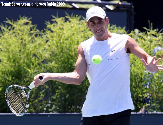 Tennis - Bobby Reynolds