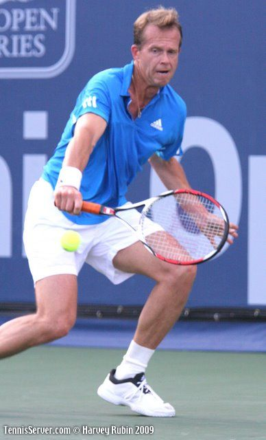 Tennis - Stephan Edberg