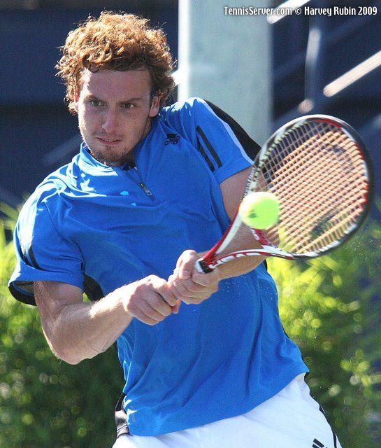 Tennis - Ernests Gulbis