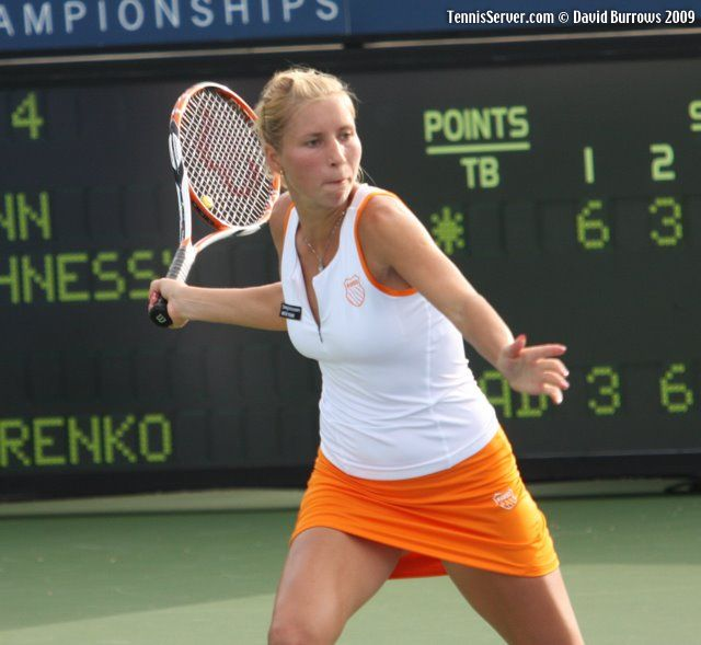 Tennis - Alona Bondarenko