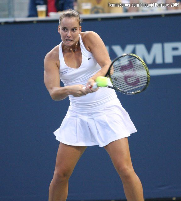 Tennis - Jarmila Groth