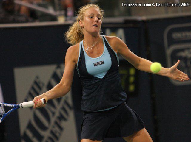 Tennis - Urszula Radwanska