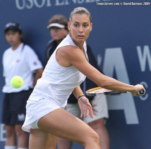 Tennis - Flavia Pennetta