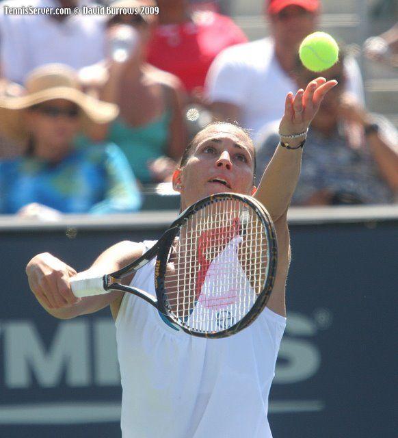 Tennis - Flavia Pennetta