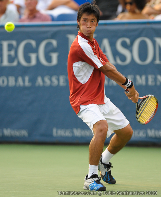Tennis - Yuichi Sugita