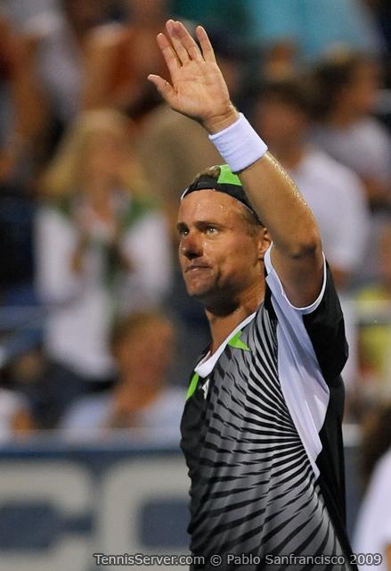 Tennis - Lleyton Hewitt