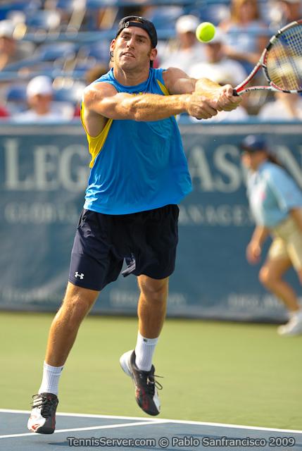 Tennis - Robbie Ginepri