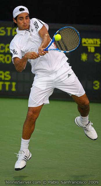 Tennis - Nicolas Lapentti
