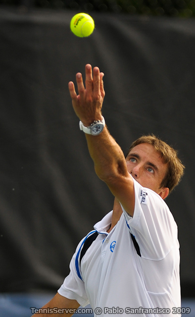 Tennis - Tommy Robredo