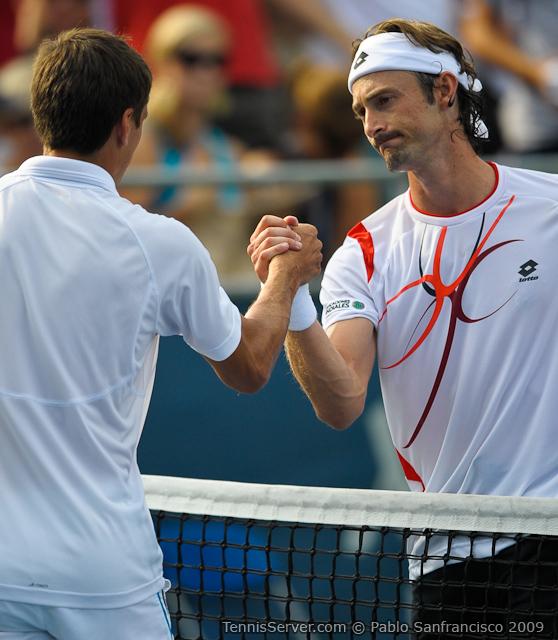 Tennis - Tommy Robredo - Juan Carlos Ferrero