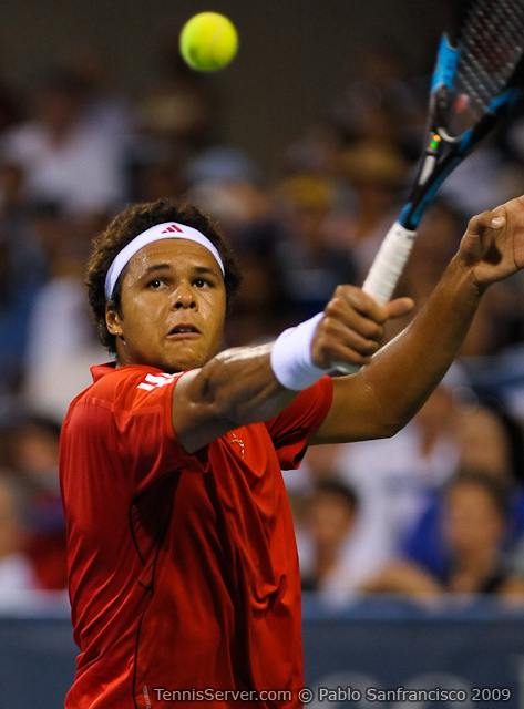 Tennis - Jo-Wilfred Tsonga