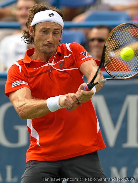 Tennis - Juan Carlos Ferrero