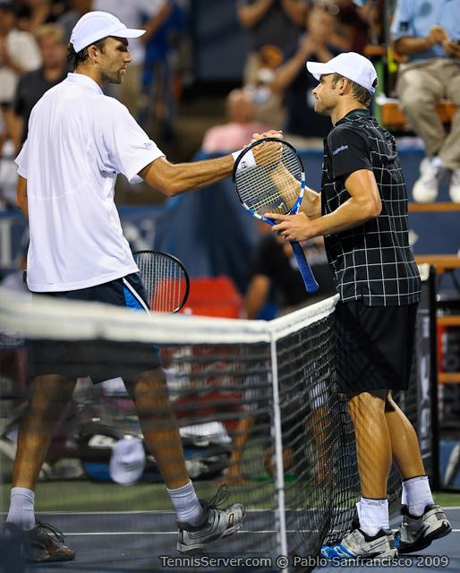 Tennis - Ivo Karlovic - Andy Roddick