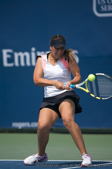 Tennis - Aravane Rezai