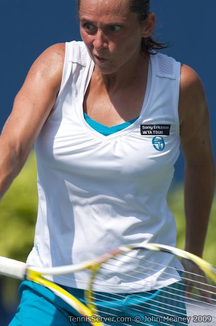 Tennis - Roberta Vinci