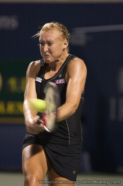 Tennis - Elena Baltacha