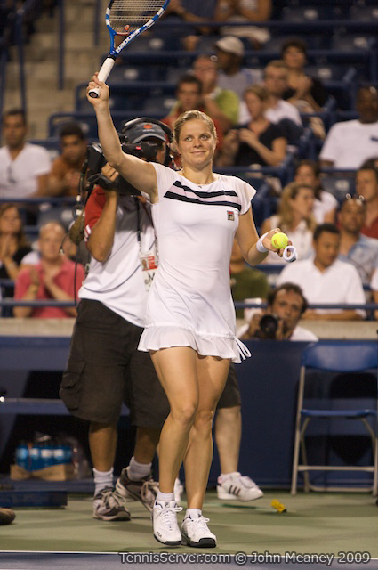 Tennis - Kim Clijsters