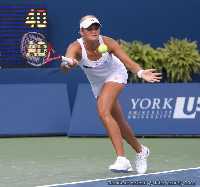 Tennis - Aleksandra Wozniak