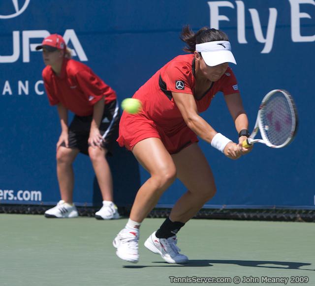 Tennis - Zheng Jie