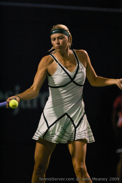 Tennis - Maria Sharapova