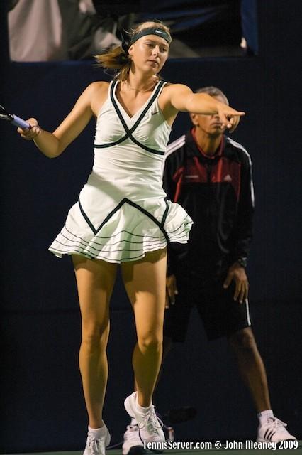 Tennis - Maria Sharapova