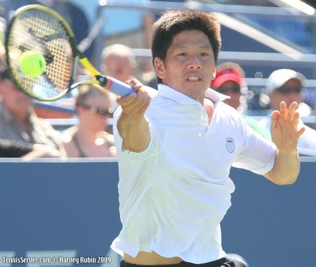 Tennis - Kevin Kim