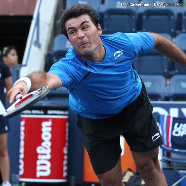 Tennis - Ivan Navarro