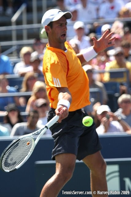 Tennis - Novak Djokovic
