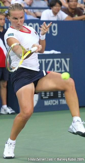Tennis - Svetlana Kuznetsova