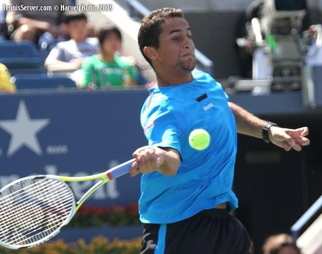 Tennis - Nicolas Almagro