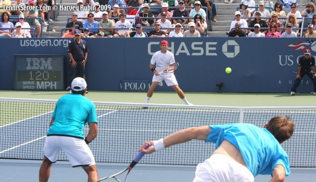 Tennis - Daniel Nestor - Nenad Zimonjic - Robert Kendrick