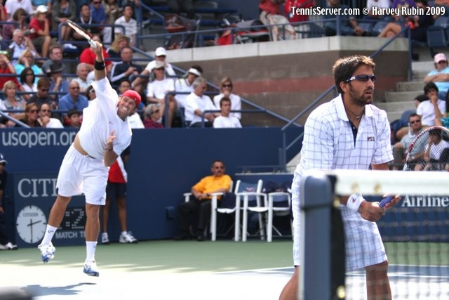 Tennis - Robert Kendrick - Janko Tipsarevic