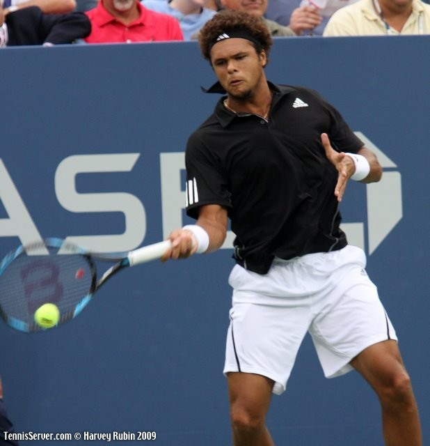 Tennis - Jo-Wilfried Tsonga