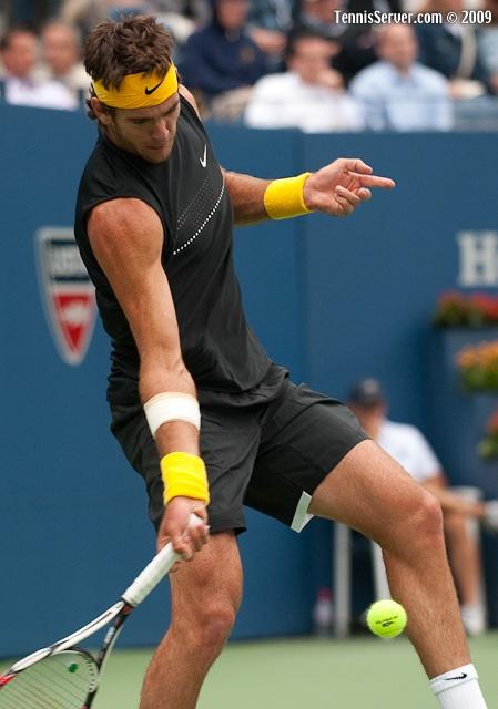 Tennis - Juan Martin del Potro
