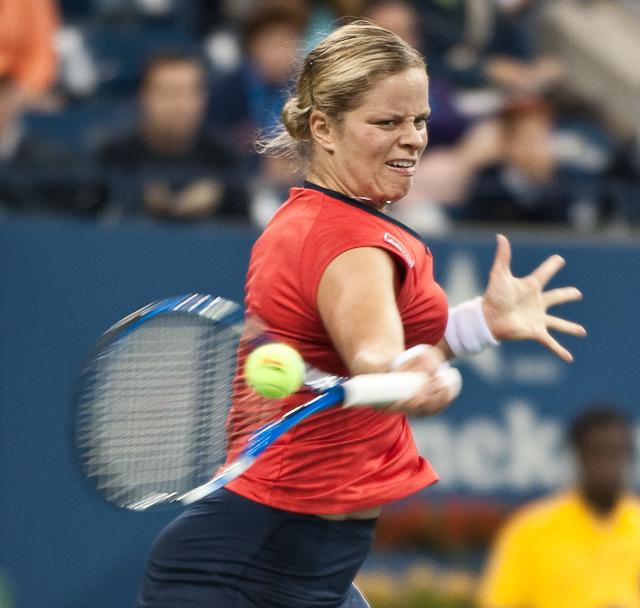 Tennis - Kim Clijsters