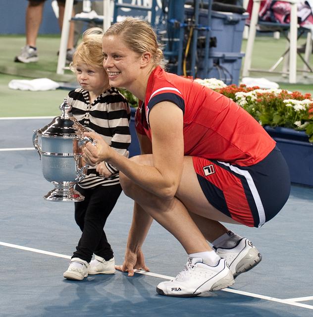 Tennis - Kim Clijsters - Jada