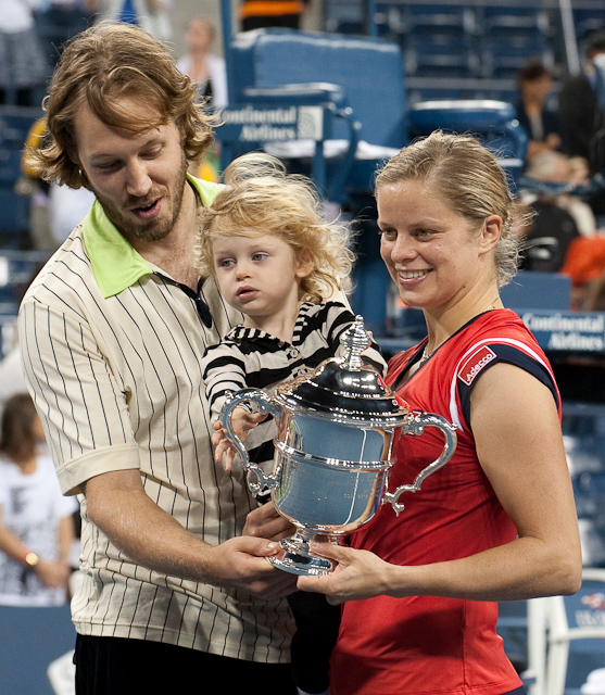Tennis - Kim Clijsters _ Jada - Brian Lynch