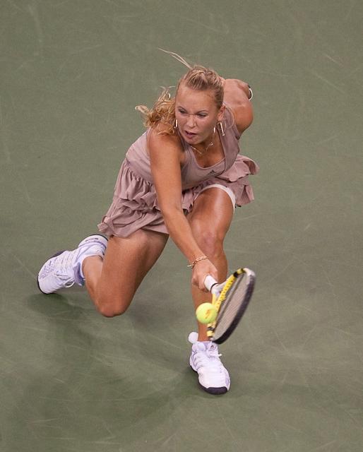 Tennis - Caroline Wozniacki