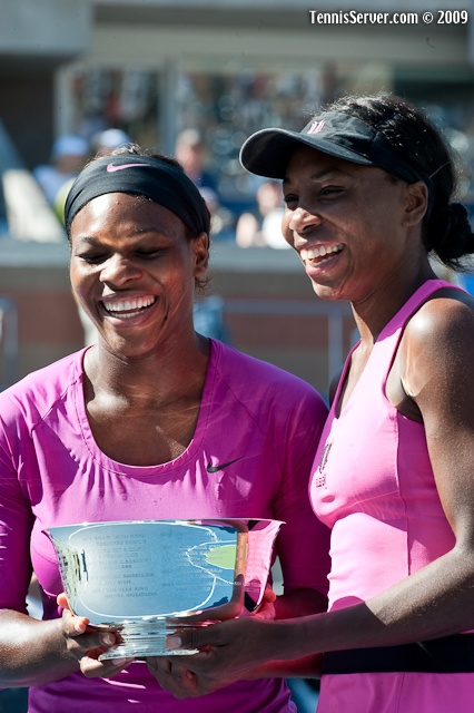 Tennis - Serena Williams - Venus Williams