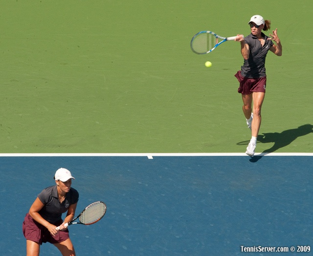 Tennis - Cara Black - Liezel Huber
