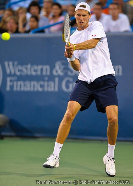 Tennis - Andreas Seppi